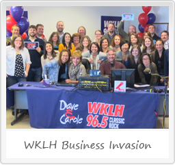WKLH Business Invasion